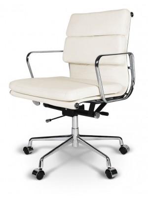 Eames Style Soft Pad Office Chair EA 217